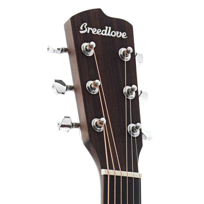Breedlove Discovery Concertina Sunburst Acoustic Guitar