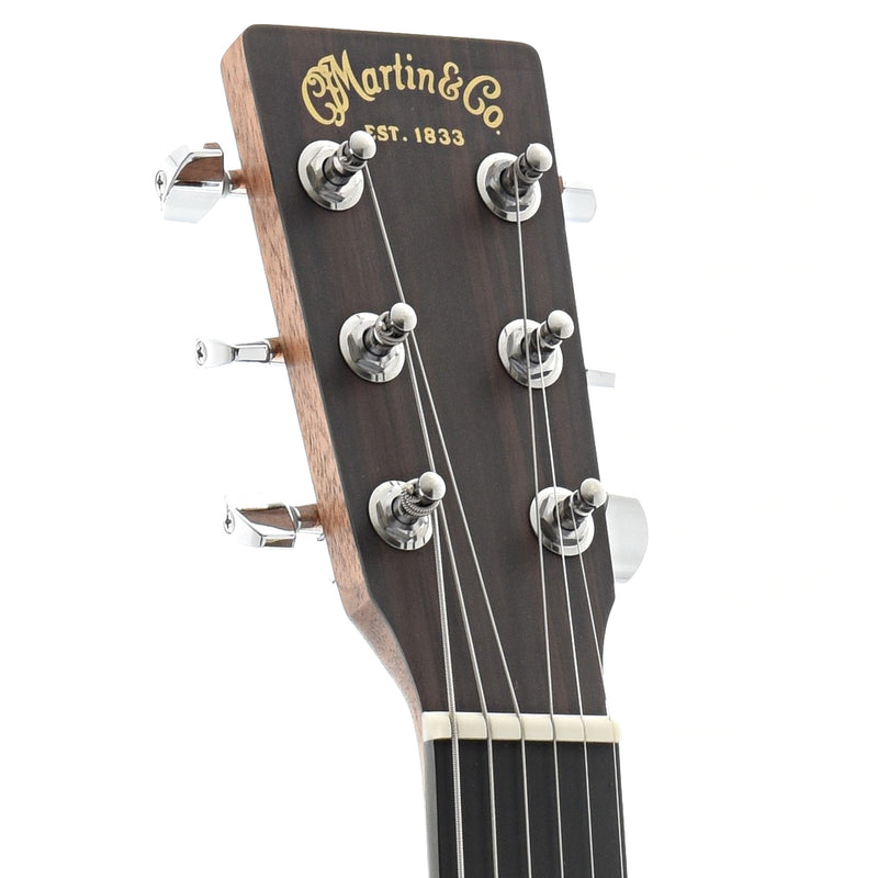 Martin DJR-10E Burst (DJRESB), D Jr. Dreadnought with Pickup & Gigbag, New Version