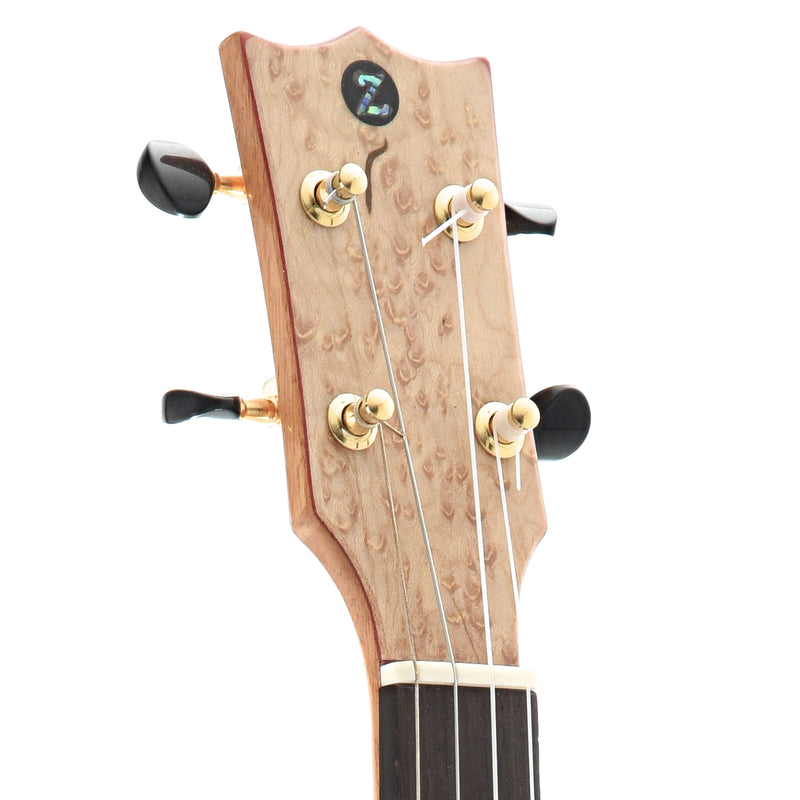 Zimnicki Baritone Ukulele, Cedar and Walnut