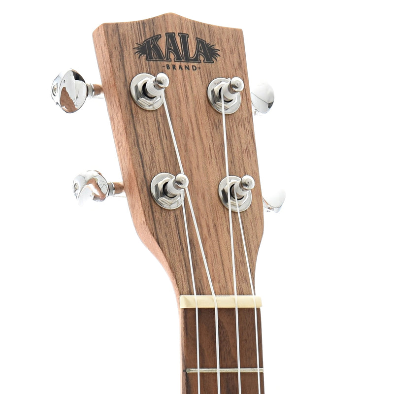 Kala KA-PWTE Pacific Walnut Series Ukulele, Tenor with Pickup and Eq