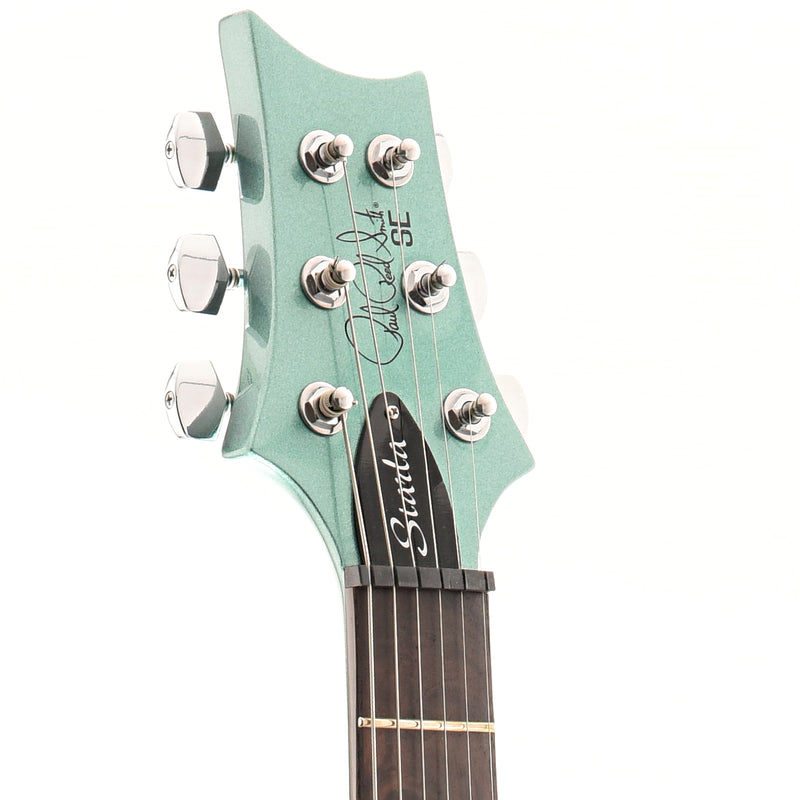 PRS SE Starla Stoptail Metallic Green