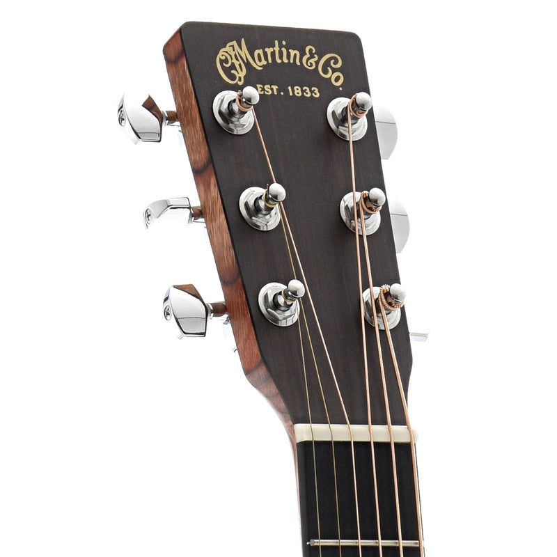Martin LX1E Lefthanded Little Martin Solid Spruce Top Guitar with Pickup & Gigbag