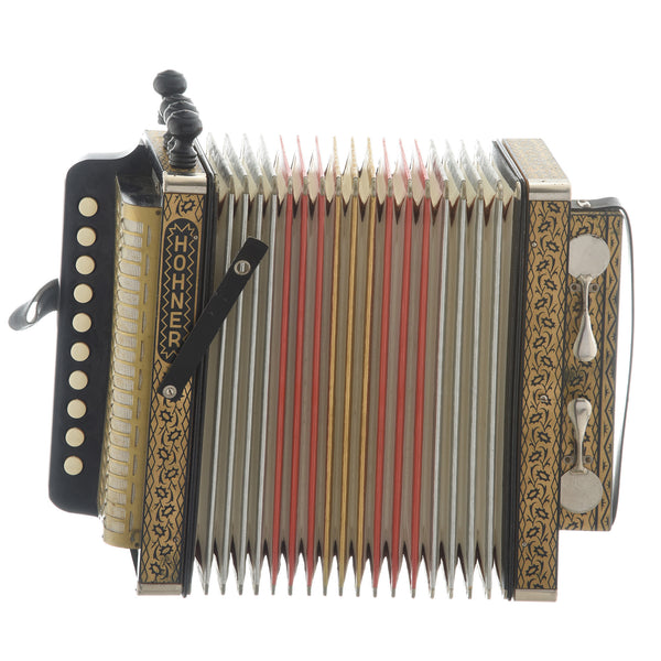 Hohner HA-114 Button Accordion