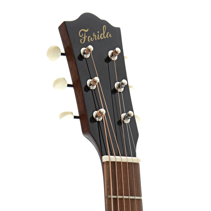Farida Old Town Series OT-22 E VBS Acoustic-Electric Guitar