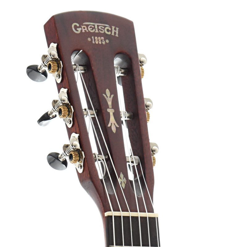 Gretsch G9126-Ace Guitar Ukulele Acoustic-Cutaway-Electric with Gigbag