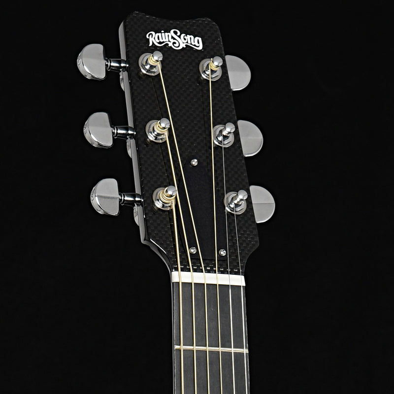 Rainsong Concert Series WS Guitar & Case, with Baggs Element Pickup