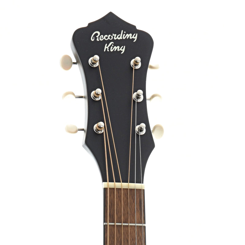 Recording King Dirty 30's Series 7 Dreadnought Guitar (Recent)