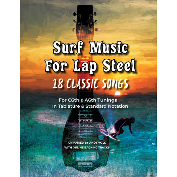Surf Music for Lap Steel