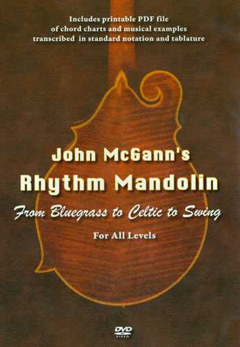 John McGann's Rhythm Mandolin: From Bluegrass to Celtic to Swing