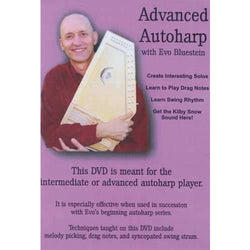 DVD - Advanced Autoharp Instruction