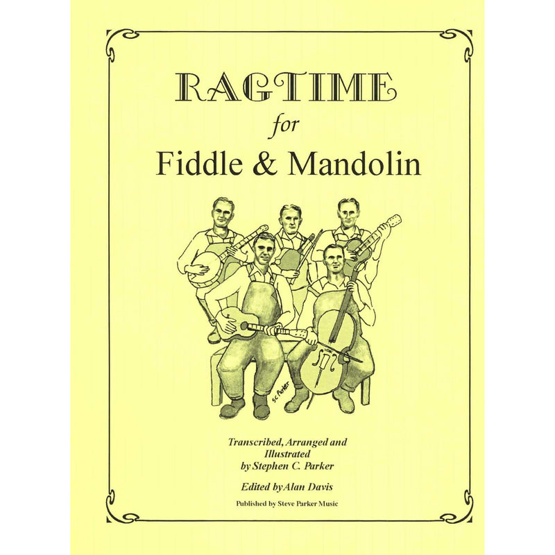 Ragtime for Fiddle & Mandolin
