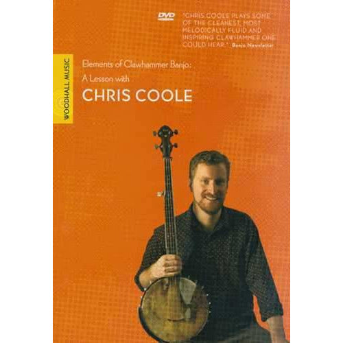 DVD - Elements of Clawhammer Banjo: A Lesson with Chris Coole
