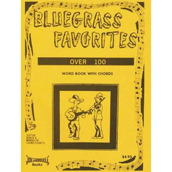 Bluegrass Favorites Songbook