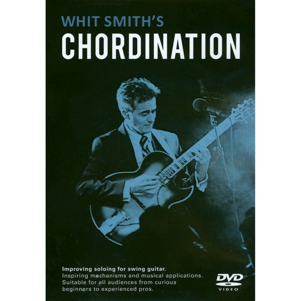 DVD - Whit Smith's Chordination