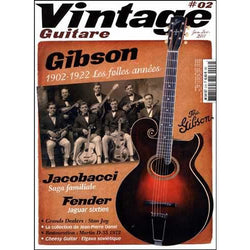 Vintage Guitare #02 - Jan. Fev. 2011