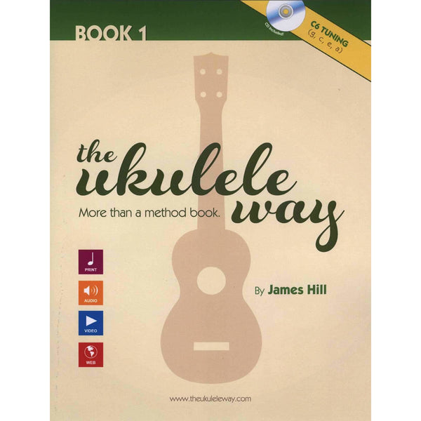 The Ukulele Way - Book 1