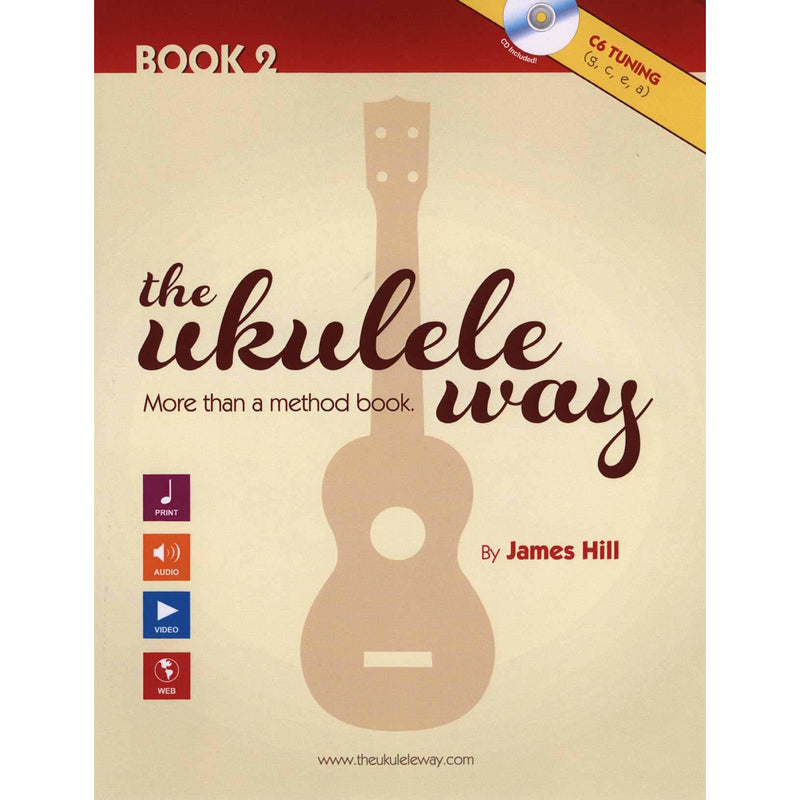 The Ukulele Way - Book 2