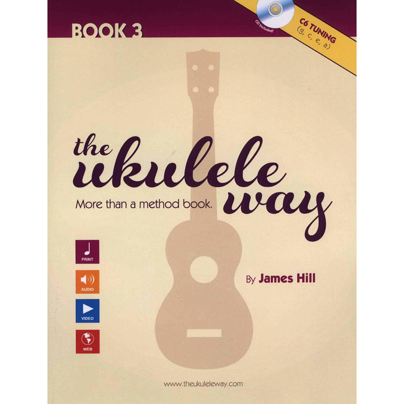 The Ukulele Way - Book 3