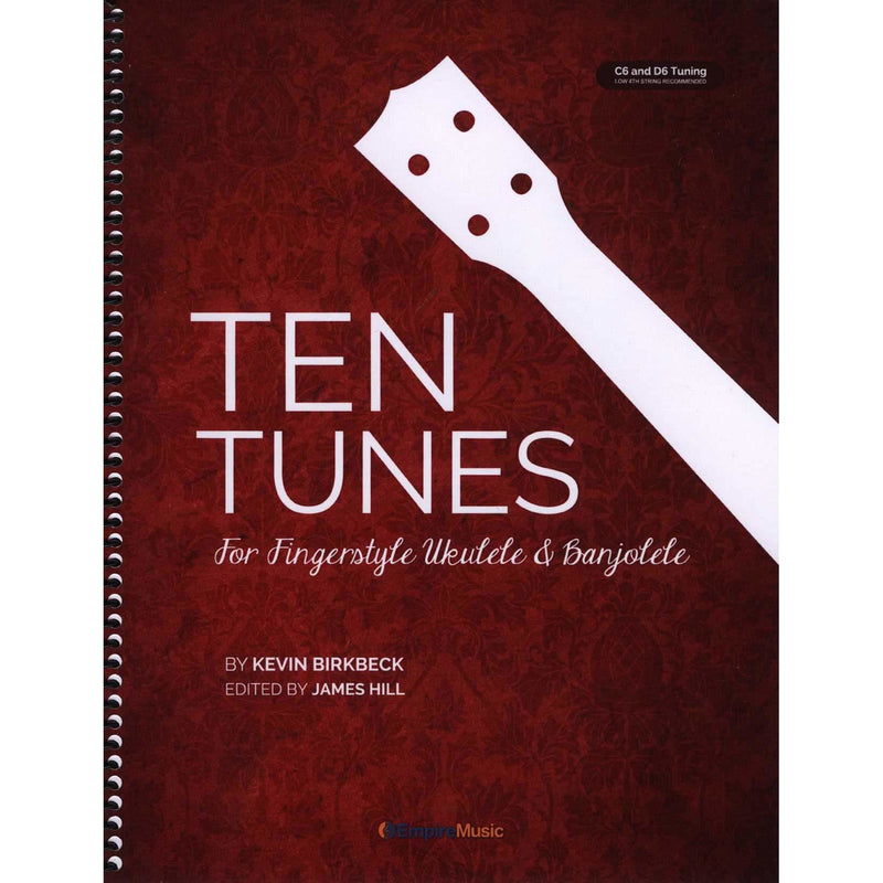 Ten Tunes for Fingerstyle Ukulele and Banjolele