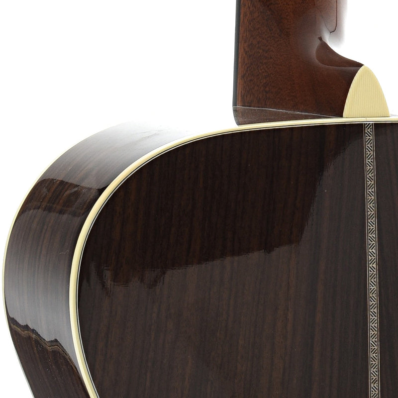 Martin 000-28EC Sunburst Eric Clapton Model & Case