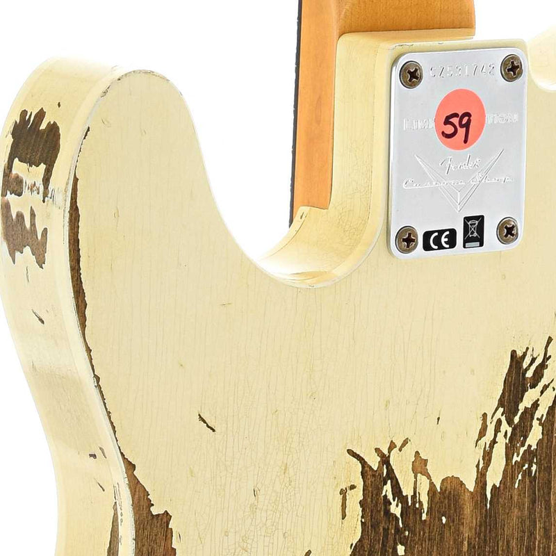 Fender Custom Shop 30th Anniversary Limited Edition '60s Heavy Relic Telecaster (2017)