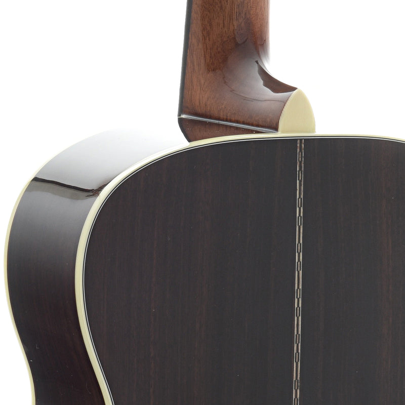 Recording King Rosewood 000 Acoustic Guitar with Deluxe Adirondack Top