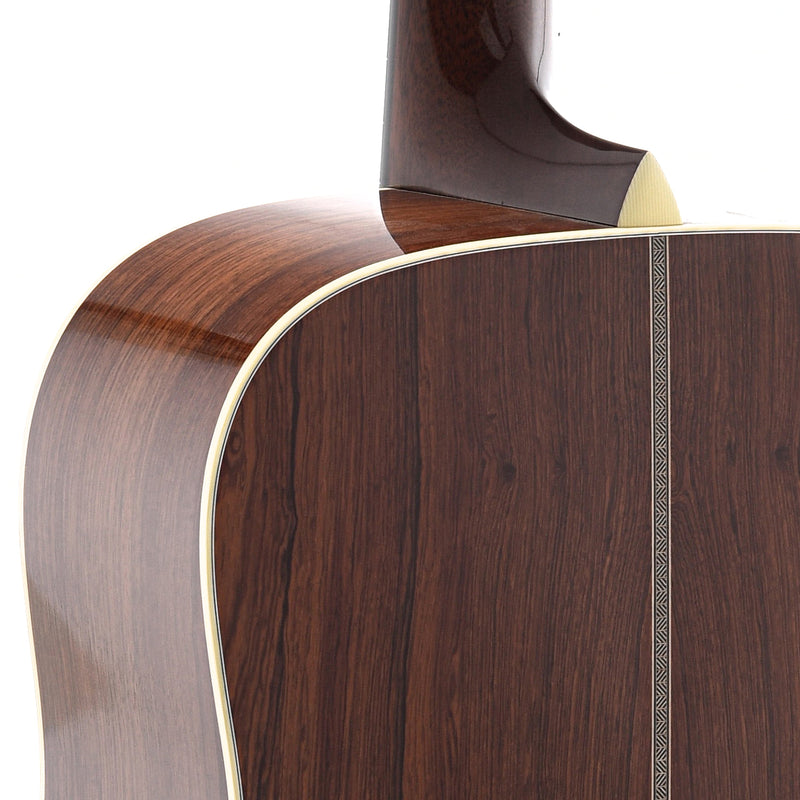 Collings D2HA, Honduran Rosewood