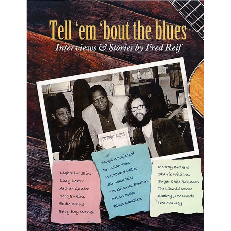 Tell 'em 'bout the Blues