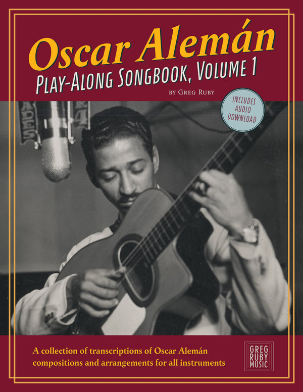 The Oscar Alemán Play-Along Songbook, Vol. 1