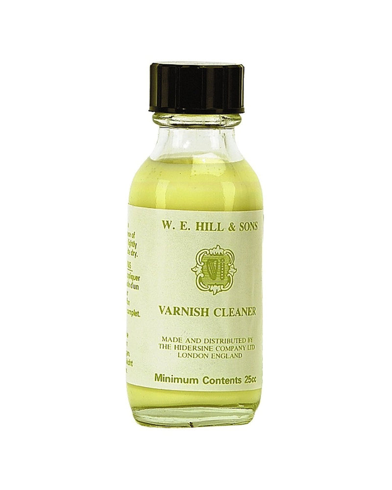 W.E. Hill & Sons Varnish Cleaner