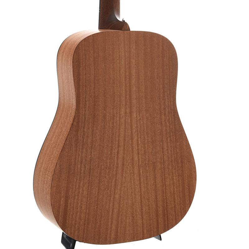 Martin D Jr. E Lefthanded Dreadnought Junior with Pickup & Gigbag