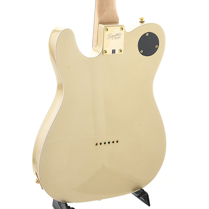 Squier Artist Series John 5 Telecaster, Frost Gold