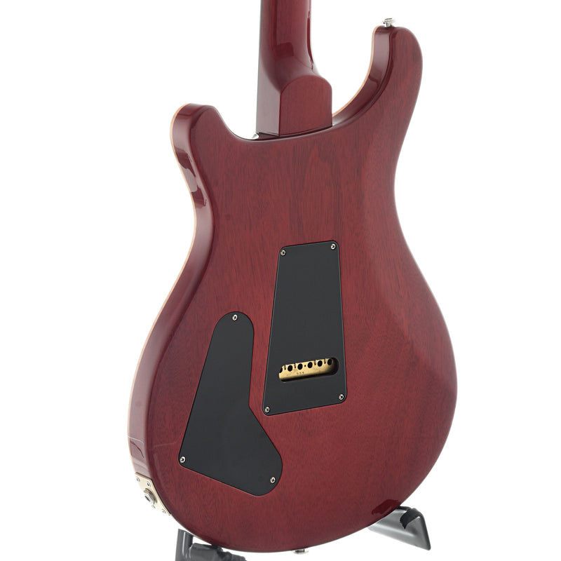 PRS Special Semi-Hollow Limited Edition Guitar and Case, Charcoal Cherry Burst Finish