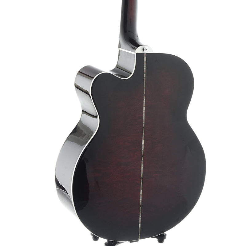 Michael Kelly MKDF4FL TBC Fretless Acoustic-Electric Bass (2013)