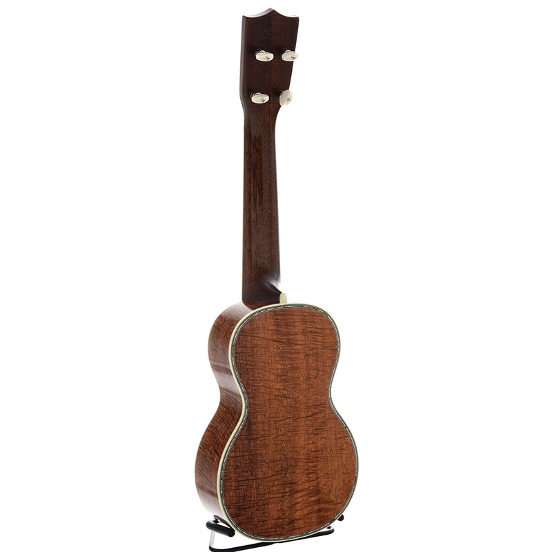 Laughlin 5-K Soprano Ukulele with Case