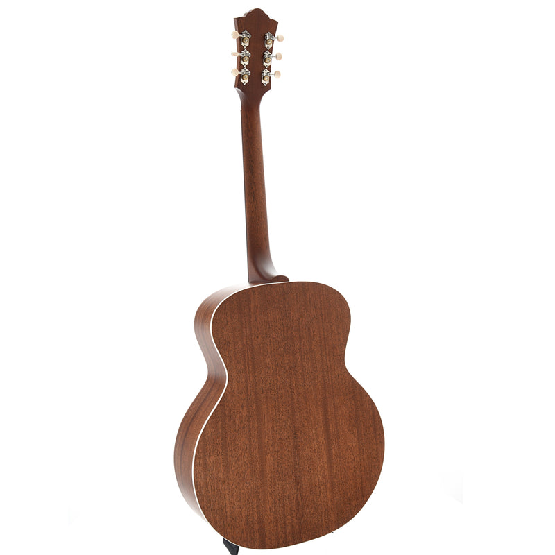 Guild USA F-40 Jumbo Acoustic Guitar and Case, Natural Finish
