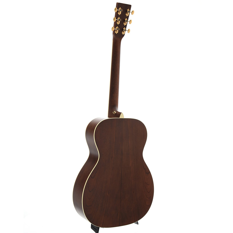 Martin OME Cherry Acoustic-Electric OM Guitar & Case