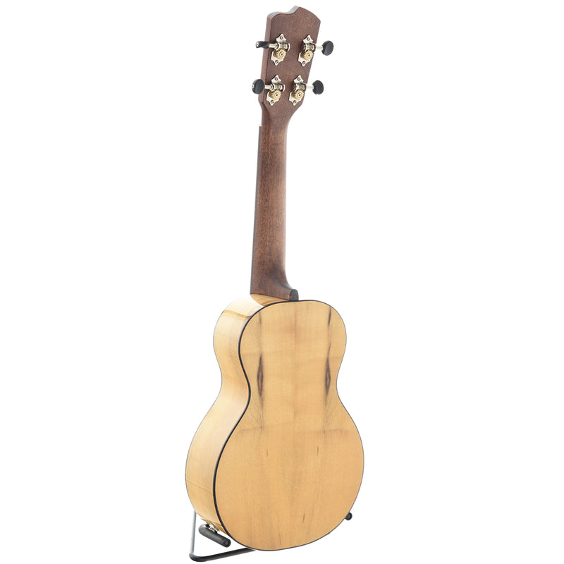 Breedlove Lu'au Concert Ukulele Natural Shadow E Sitka-Myrtlewood