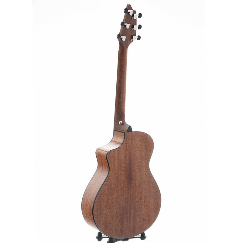 Breedlove Organic Signature Companion Copper CE Torrefied European-African Mahogany Acoustic-Electric Guitar