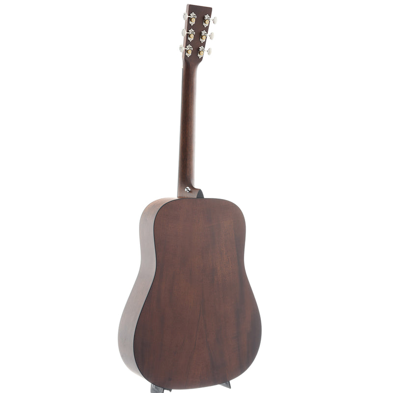 Martin D-16E Mahogany Thin Body Dreadnought Guitar & Gigbag,  Fishman Matrix VT Enhance Pickup
