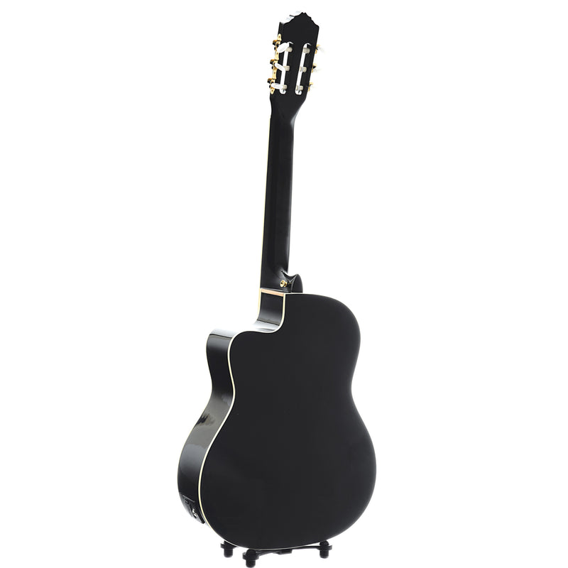 Ortega RCE141BK Family Pro Series Classical Guitar with Pickup