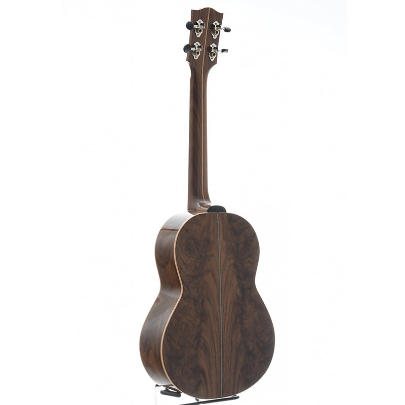 Zimnicki Baritone Ukulele, Western Red Cedar and Black Walnut