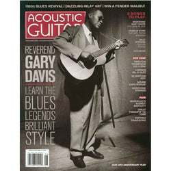 Acoustic Guitar Magazine - May / June 2020