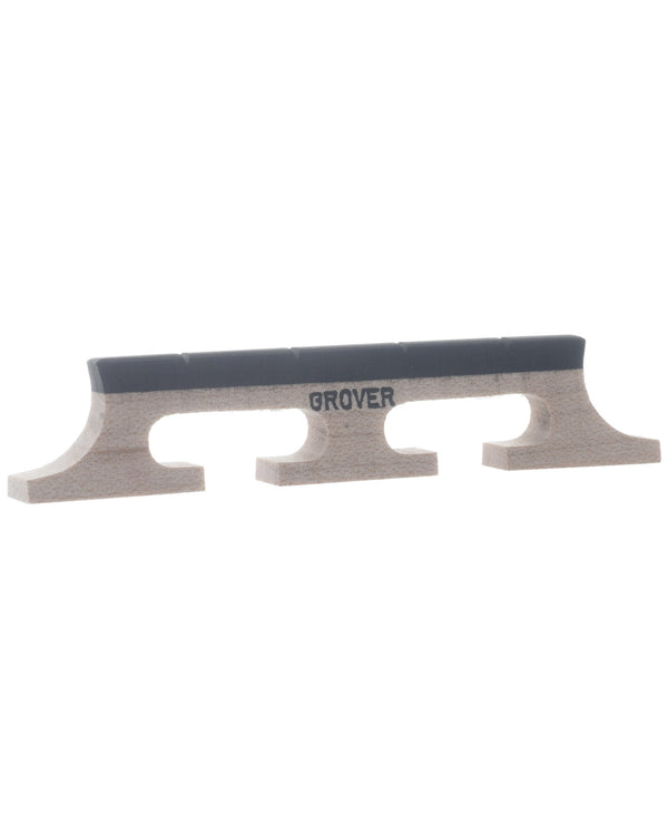 "Grover 4-String Tenor Banjo Bridge, 1/2"" Maple"
