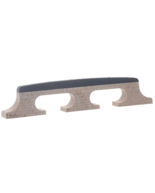 "Banjo Bridge, 6-String, 11/16"" Maple"