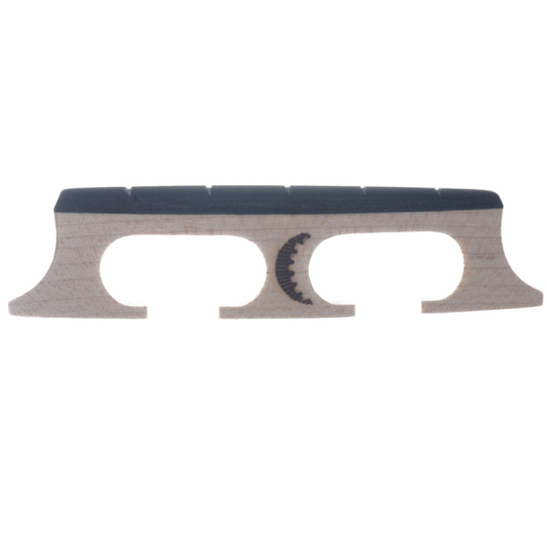 Moon Compensated Banjo Bridge, Medium, 11/16""
