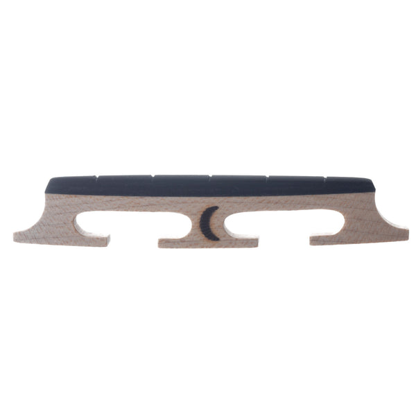 Moon Compensated Banjo Bridge, Medium, 1/2""