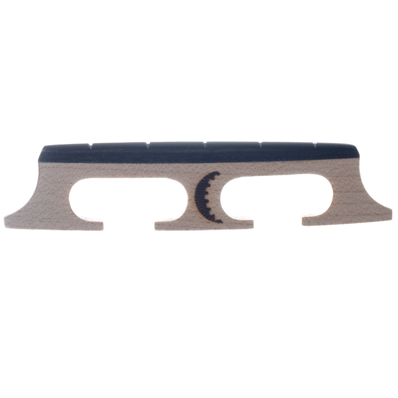 Moon Compensated Banjo Bridge, Medium, 5/8""
