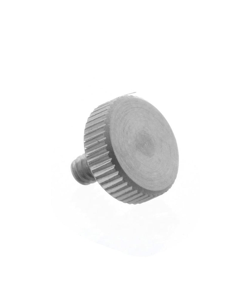 Bill Keith Replacement Side Thumbscrew (Set Screw), Stainless