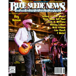 Blue Suede News - #117, Spring 2019